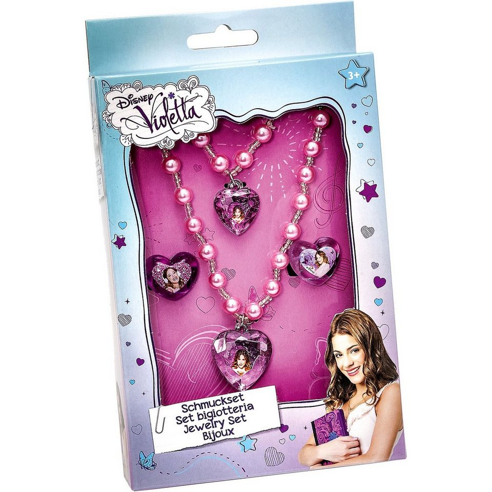 JOY TOY Schmuckset Violetta