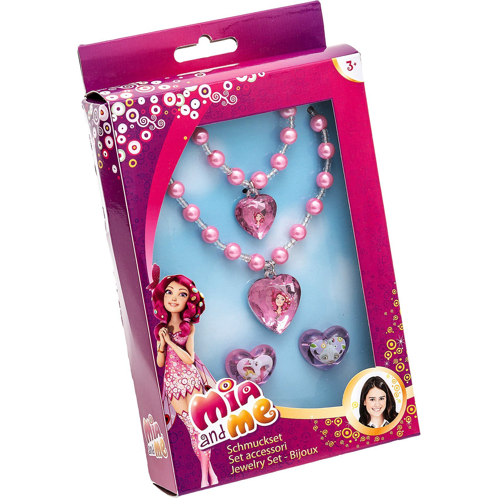 JOY TOY Schmuckset Mia&Me