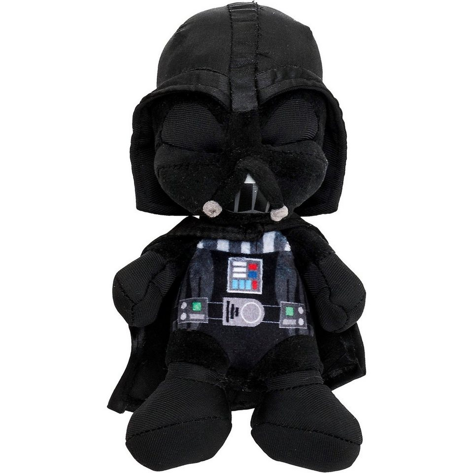 JOY TOY Velboa-Samtplüsch Darth Vader Star Wars, 20 cm