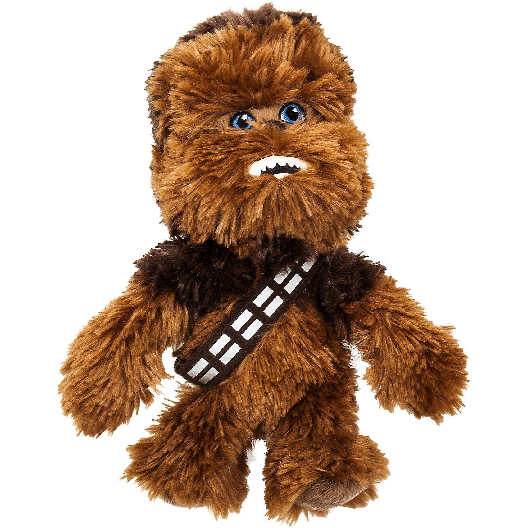 JOY TOY Velboa-Samtplüsch Chewbacca Star Wars, 20 cm