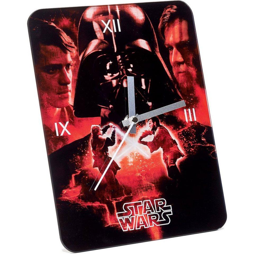 JOY TOY Glasuhr Darth Vader Star Wars