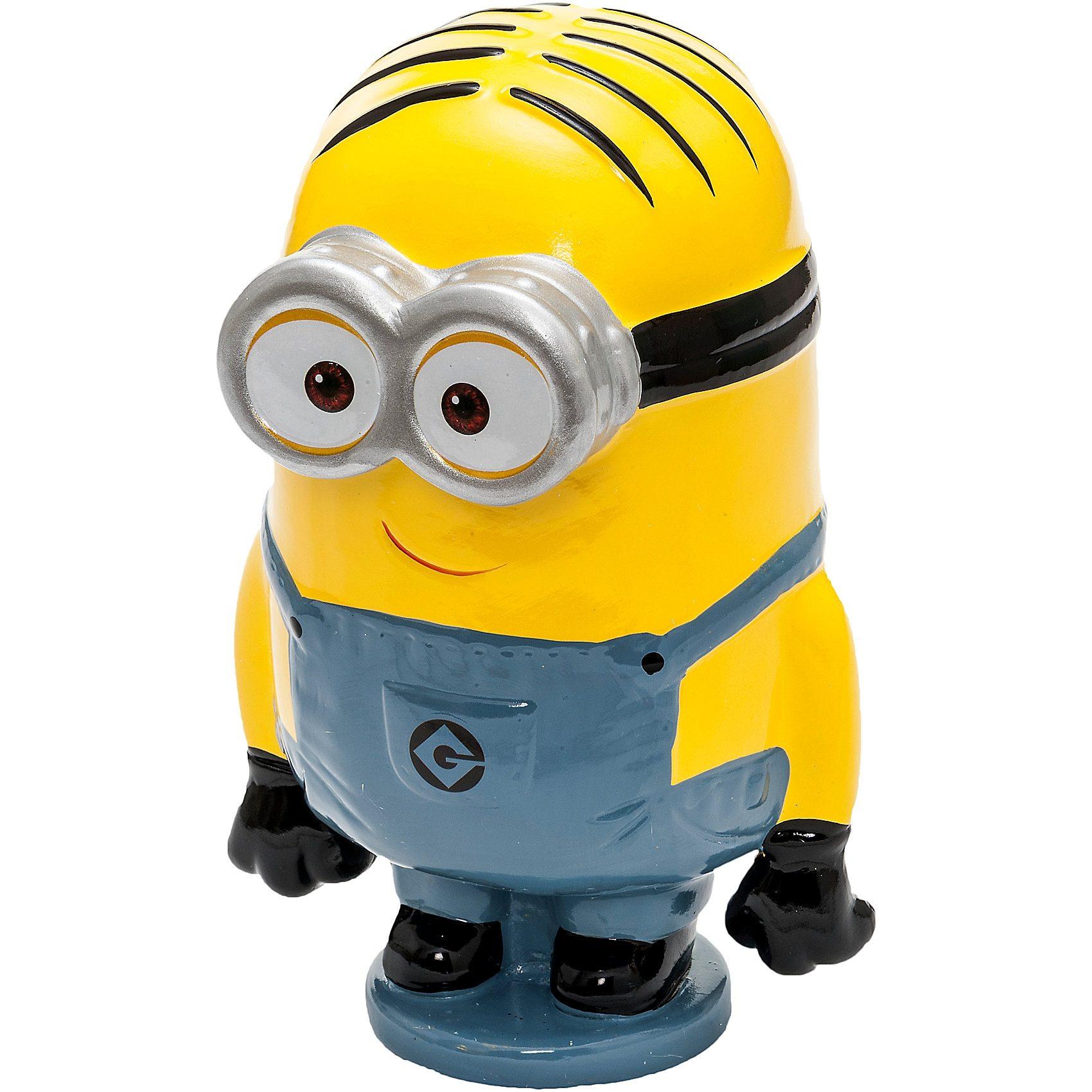 JOY TOY 3D-Spardose Minions, Keramik