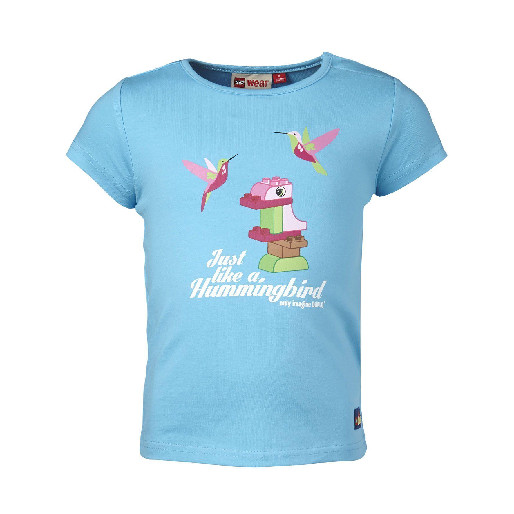 """LEGO Wear Duplo T-Shirt """"Just lika a Hummingbird"""" Shirt Tina kurzarm"""