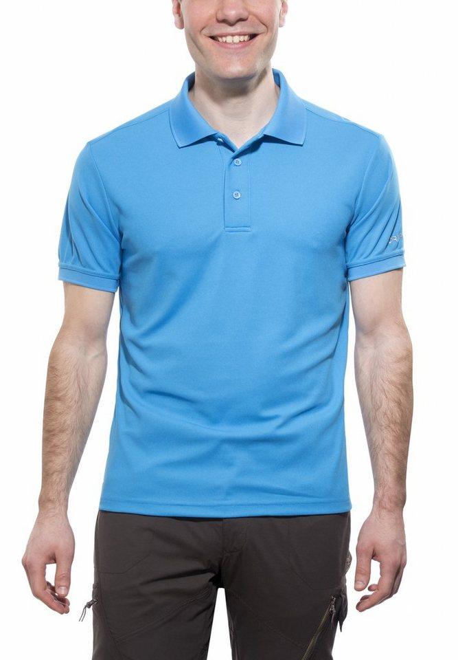 Craft T-Shirt »Pique Classic Pole Shirt Men« in blau
