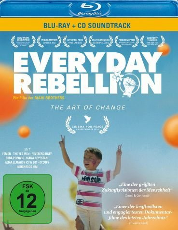 Blu-ray »Everyday Rebellion (OmU)«