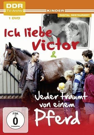 DVD »Ich liebe Victor / Jeder träumt von einem Pferd«