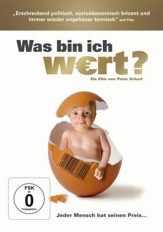 DVD »Was bin ich wert? (tlw. OmU)«