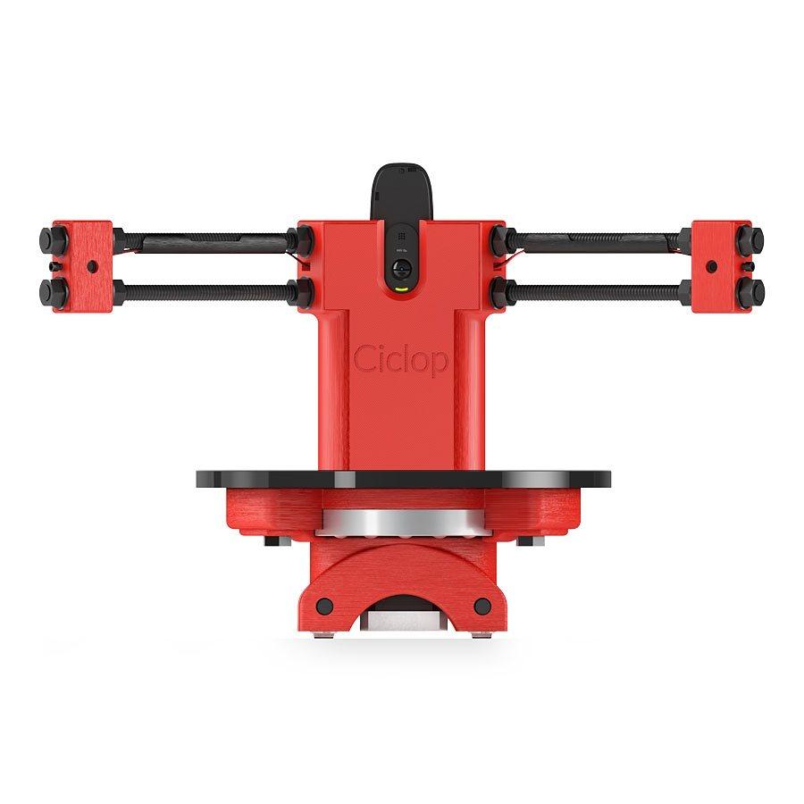 bq 3D Scanner »Kit CICLOP DIY« in rot