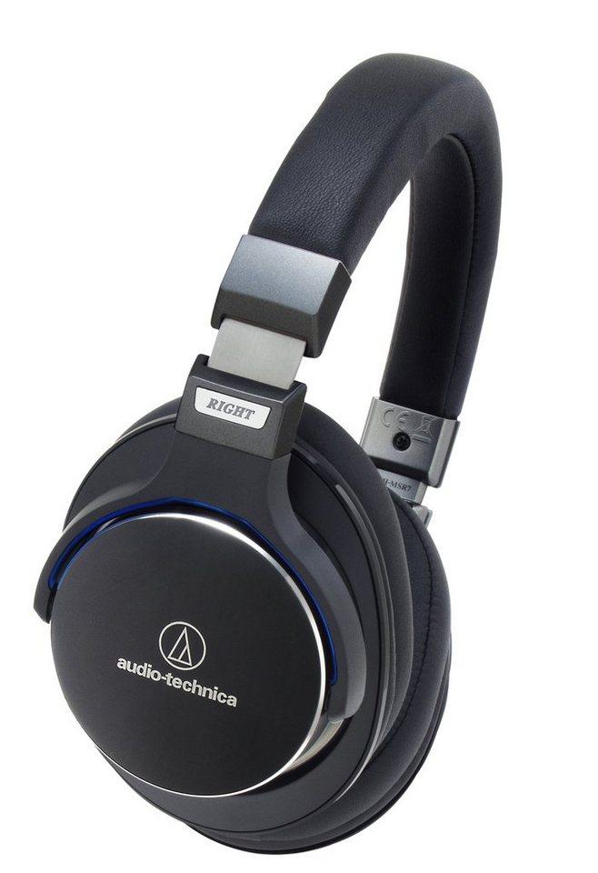 Audio-Technica Kopfhörer »ATH-MSR7« in schwarz