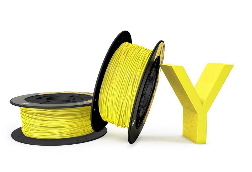 bq Filament für 3D Drucker »PLA 1,75mm« in sunshine yellow