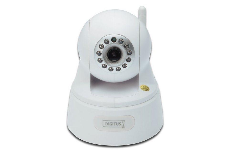 DIGITUS Indoor Wireless LAN Plug&View IP-Kamera »DN-16029 Indoor Cam«