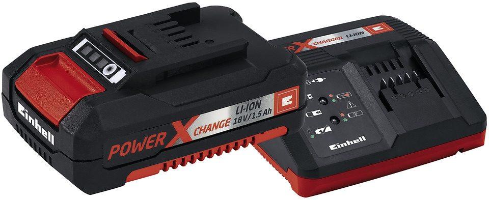 Akkuladestation »Power-X-Charger 18V 30min« Starter-Kit, Power X-Change Serie