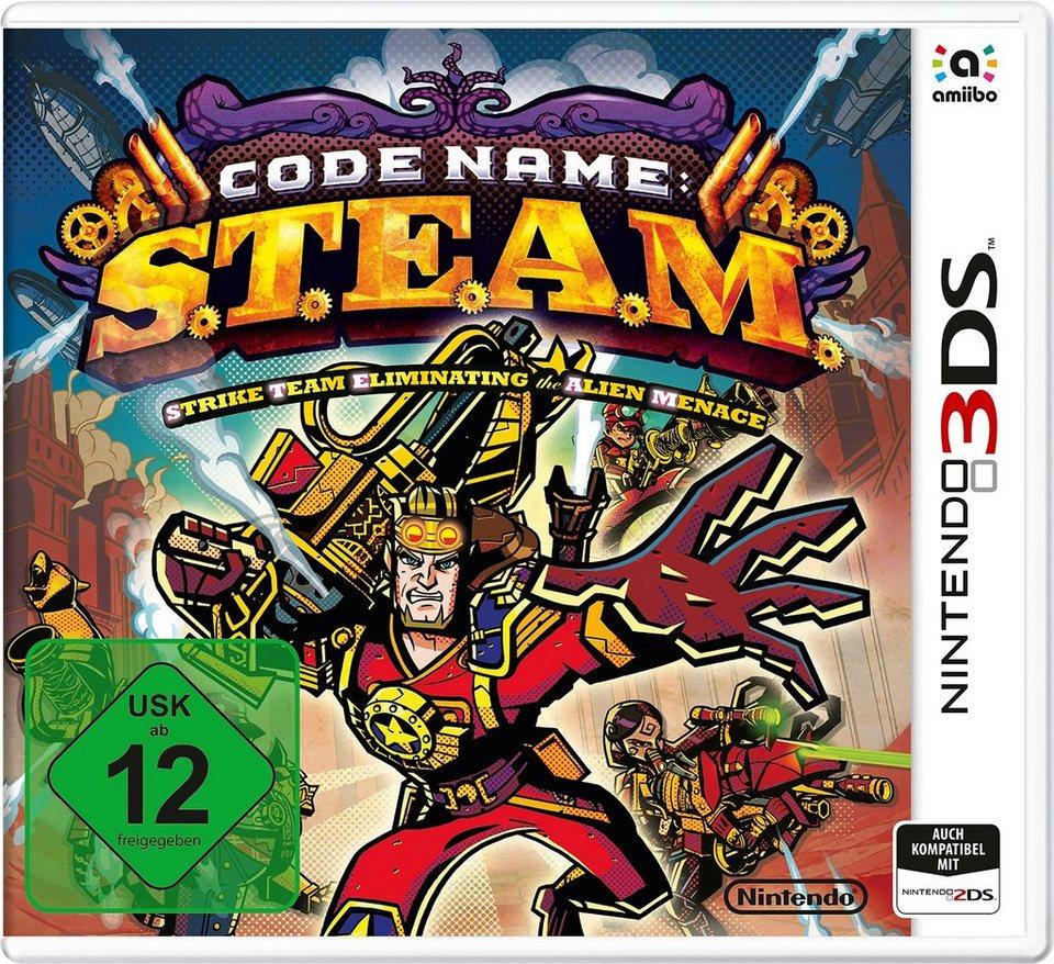 Code Name S.T.E.A.M. Nintendo 3DS