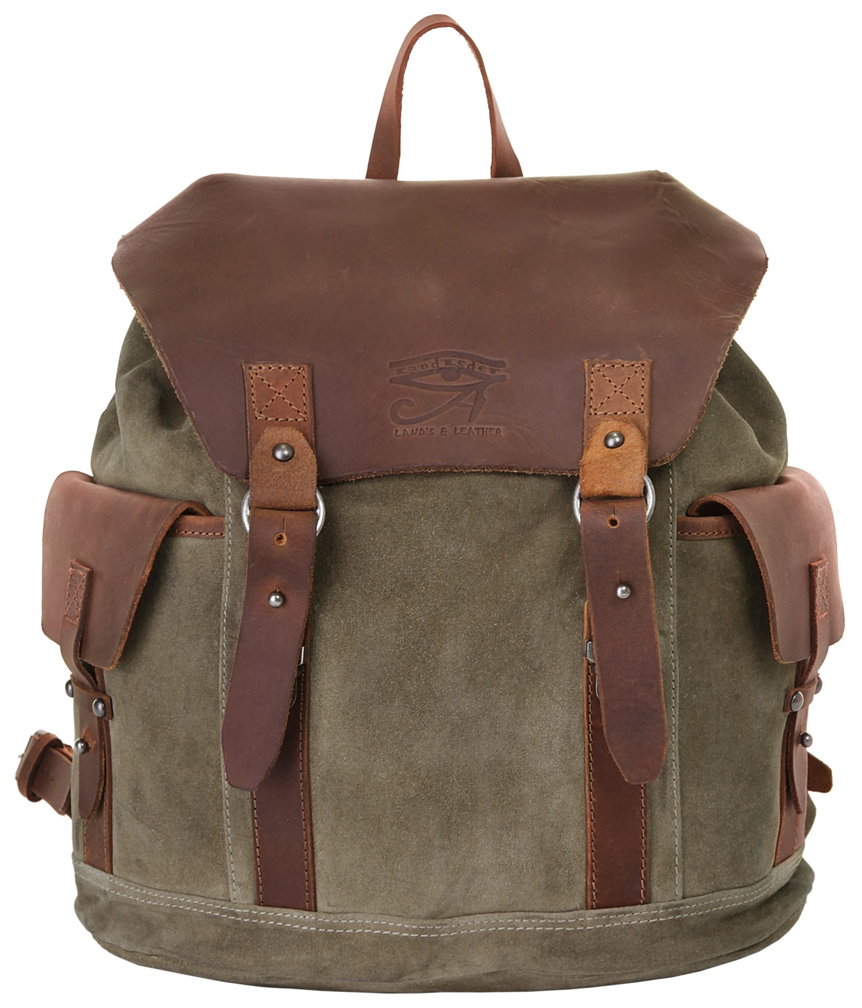 Landleder Leder Rucksack »Legend of Leather«