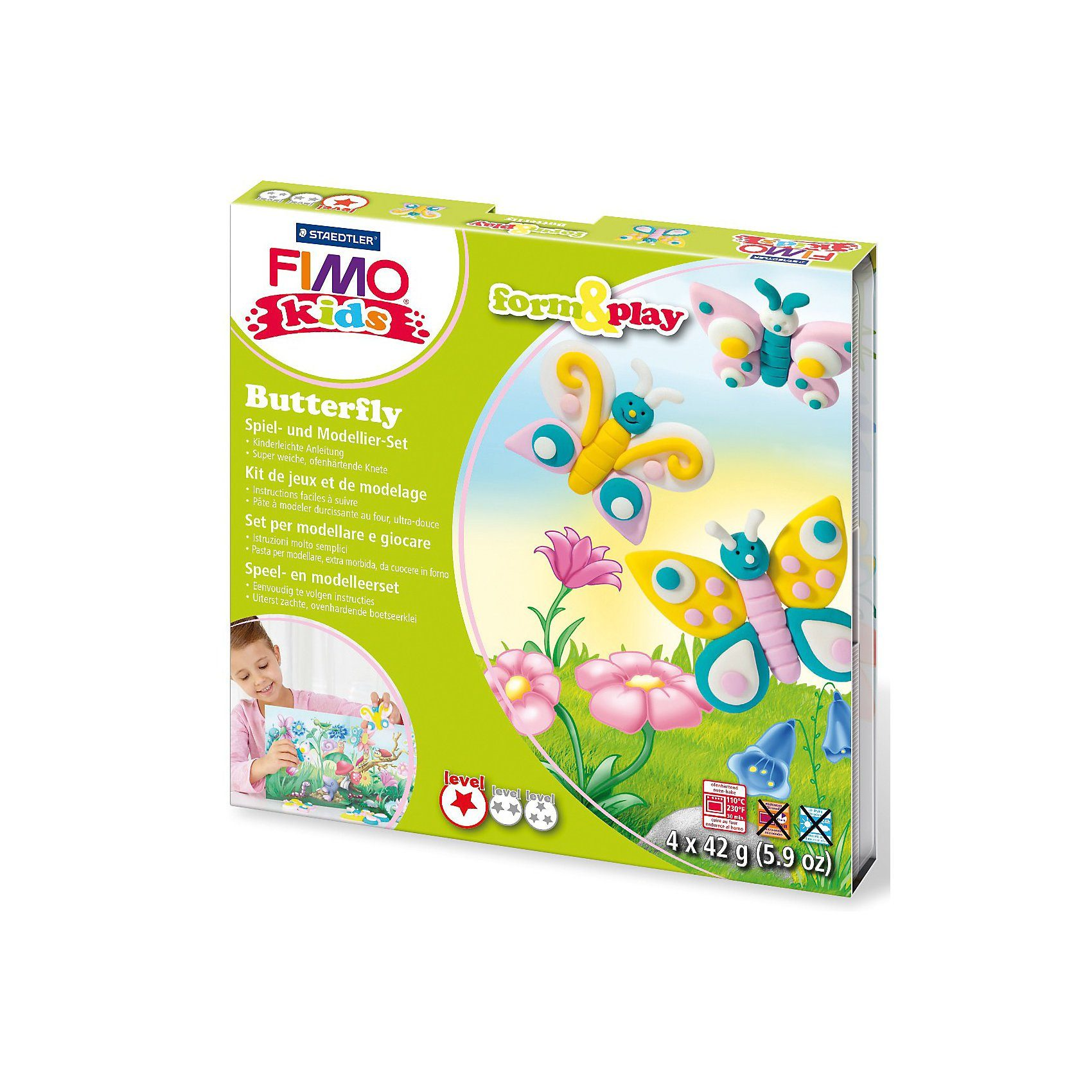 FIMO kids Form & Play Butterfly
