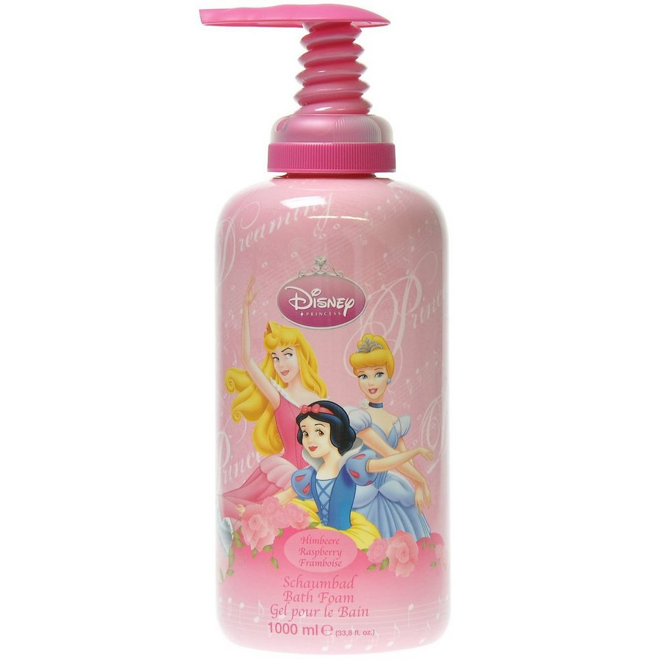 Dusch- & Badeschaum, Disney Princess, 1000ml