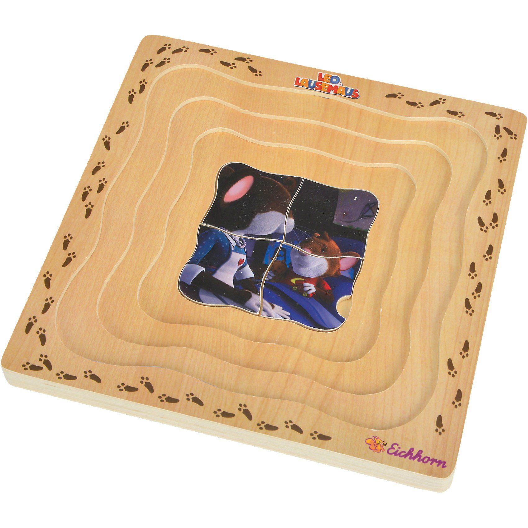 Eichhorn LEO Ebenen Puzzle