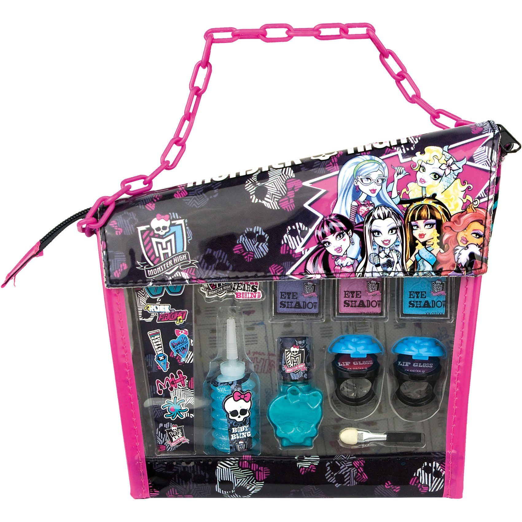 Empeak Monster High - Kosmetiktasche
