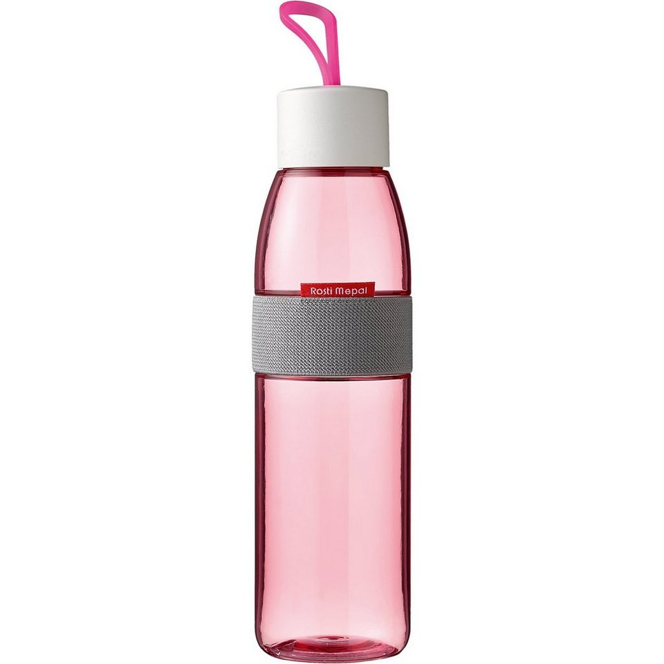 Trinkflasche ellipse pink, 500 ml in rosa