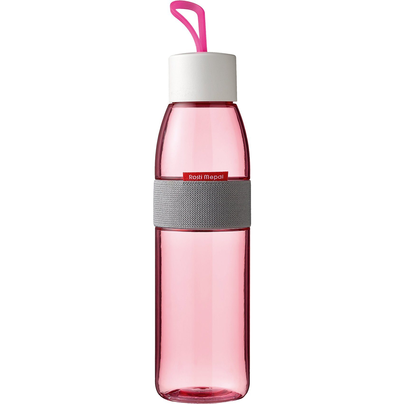 Rosti Mepal PE-Trinkflasche ellipse pink, 500 ml