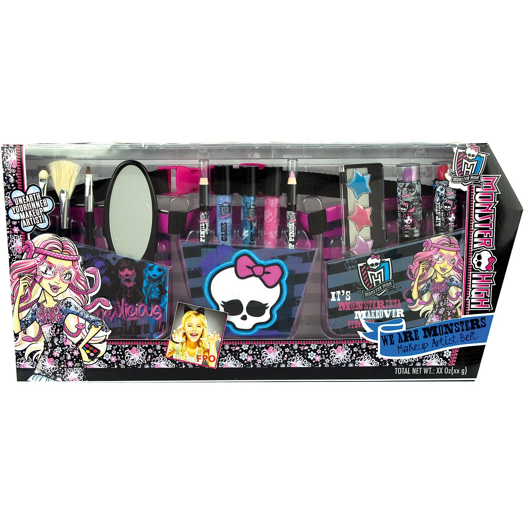 Empeak Monster High - Make up-Gürtel