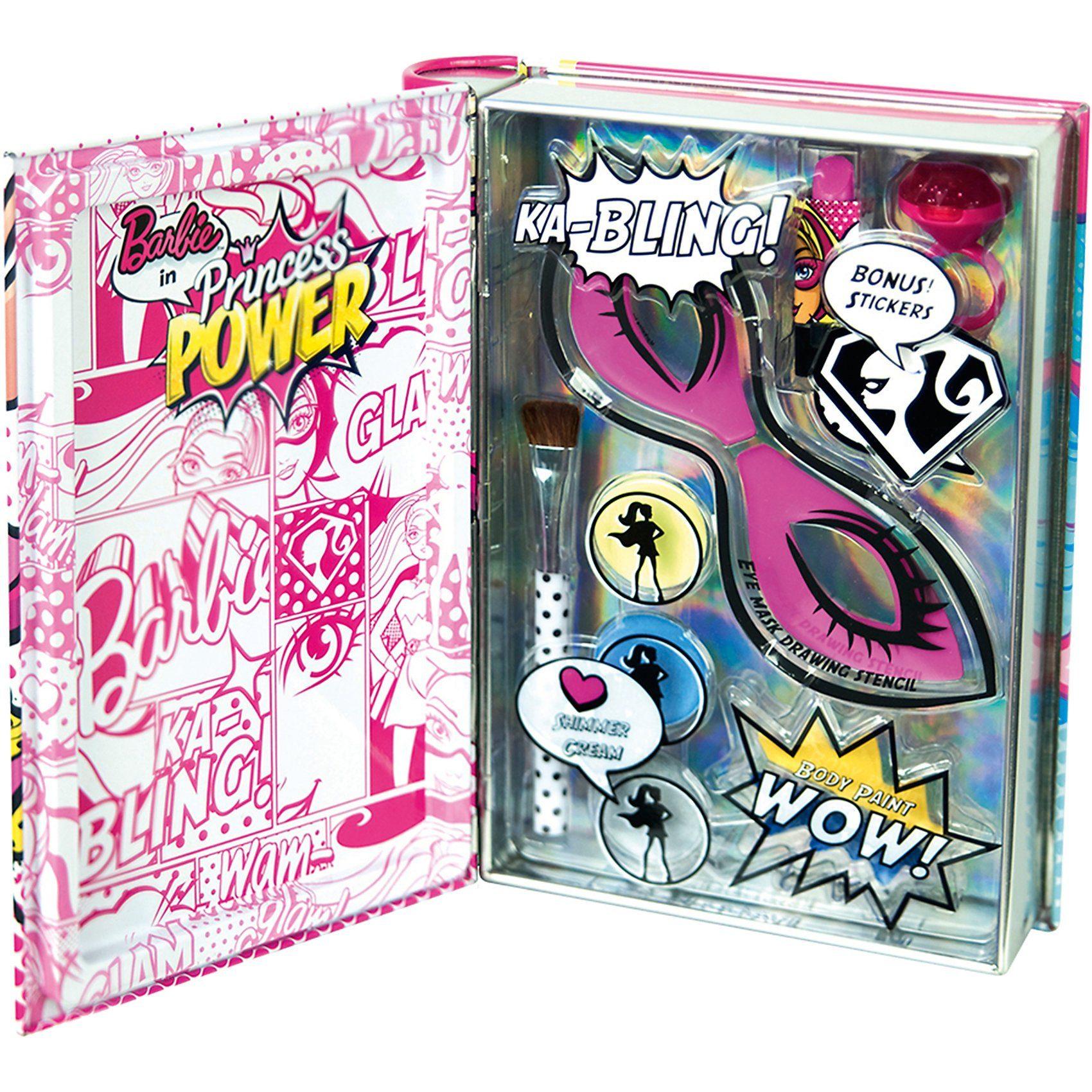 Empeak Barbie in die Superprinzessin - Kosmetikbuch