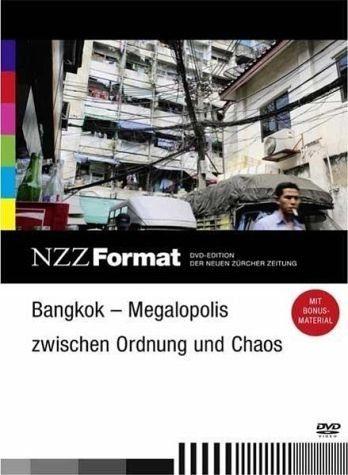 DVD »Bangkok - Megalopolis Zwischen Ordnung Und Chaos«