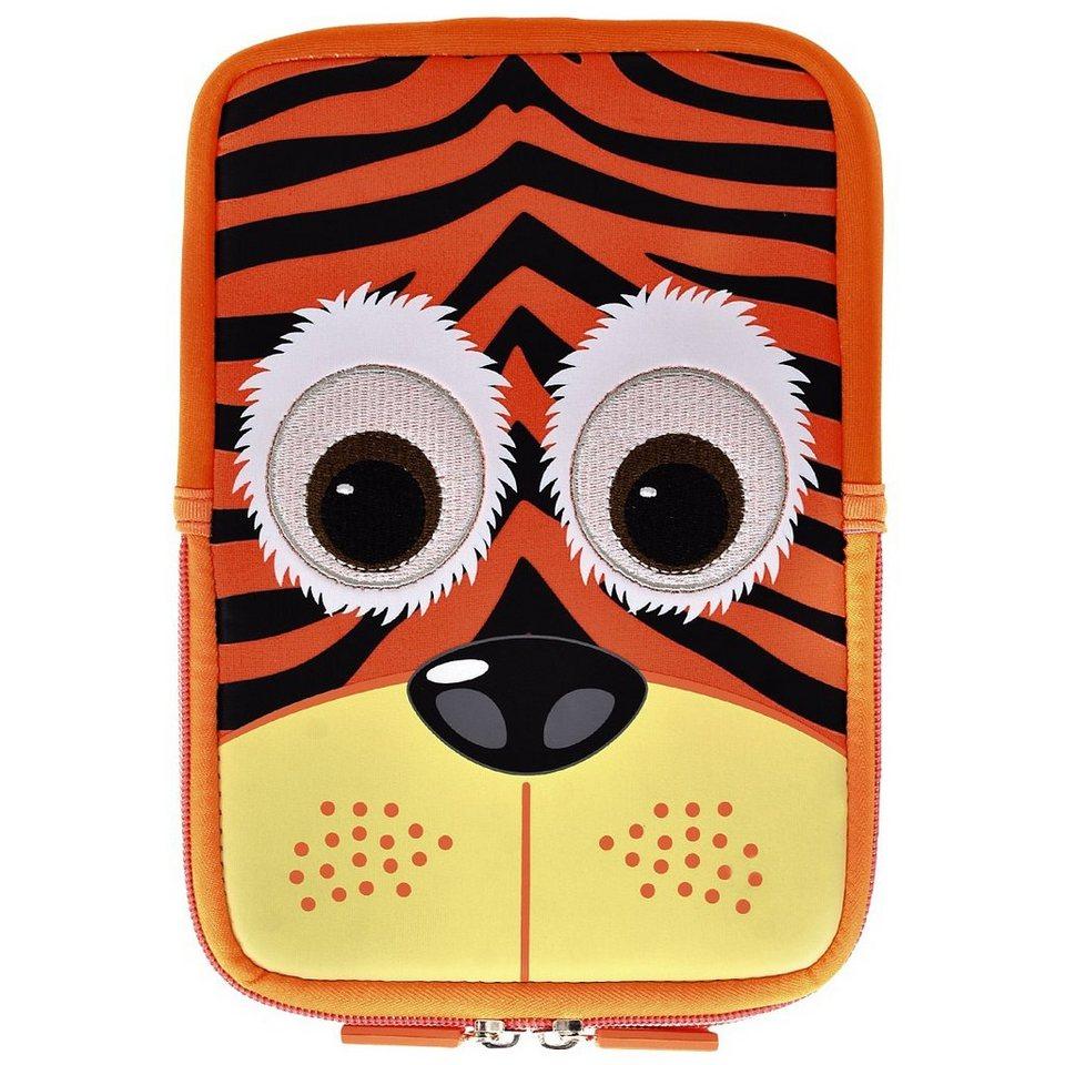TabZoo Tablet Tasche für Kinder »Tablet Hülle 8 Zoll bis 20,3cm« in Orange