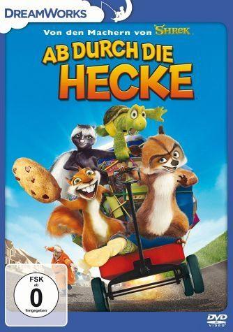 DVD »Ab durch die Hecke«