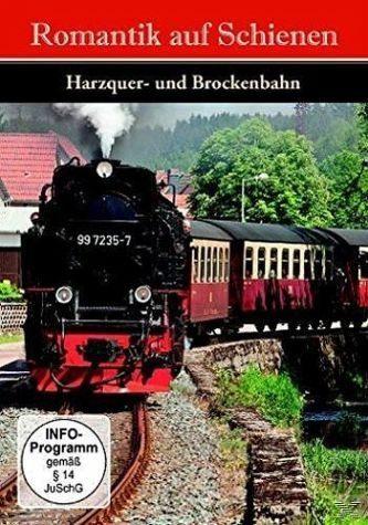 DVD »Romantik auf Schienen - Die Harzquer- und...«