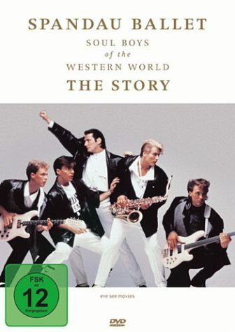 DVD »Spandau Ballet - Soul Boys of the Western World«
