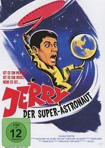 DVD »Jerry, der Super-Astronaut«