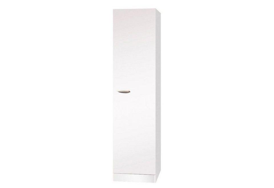 Vorratsschrank »Valencia«, B/T/H: 50/50/200 cm in weiß