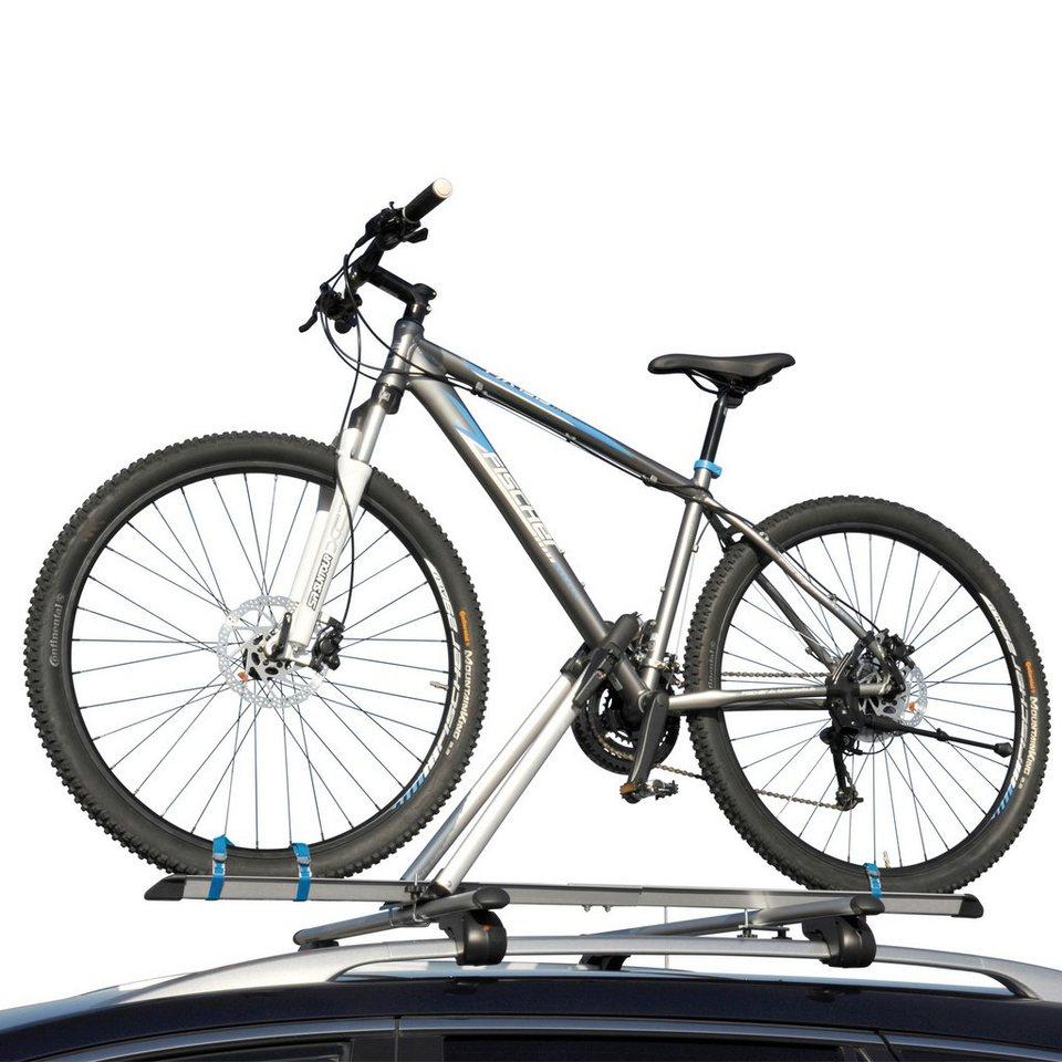Fahrradträger in schwarz