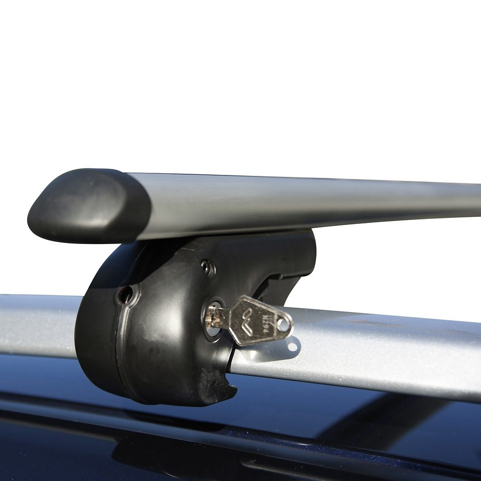 Relingträger (als Basis für Fahrradträger, Skihalter, Dachbox)