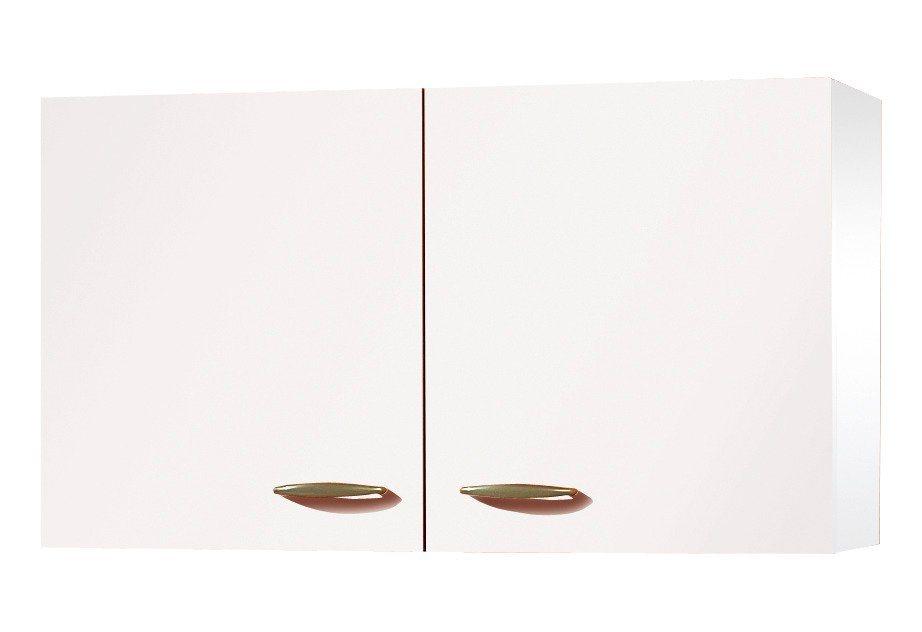 Küchenhängeschrank »Valencia«, B/T/H 100/35/56,5 cm in weiß