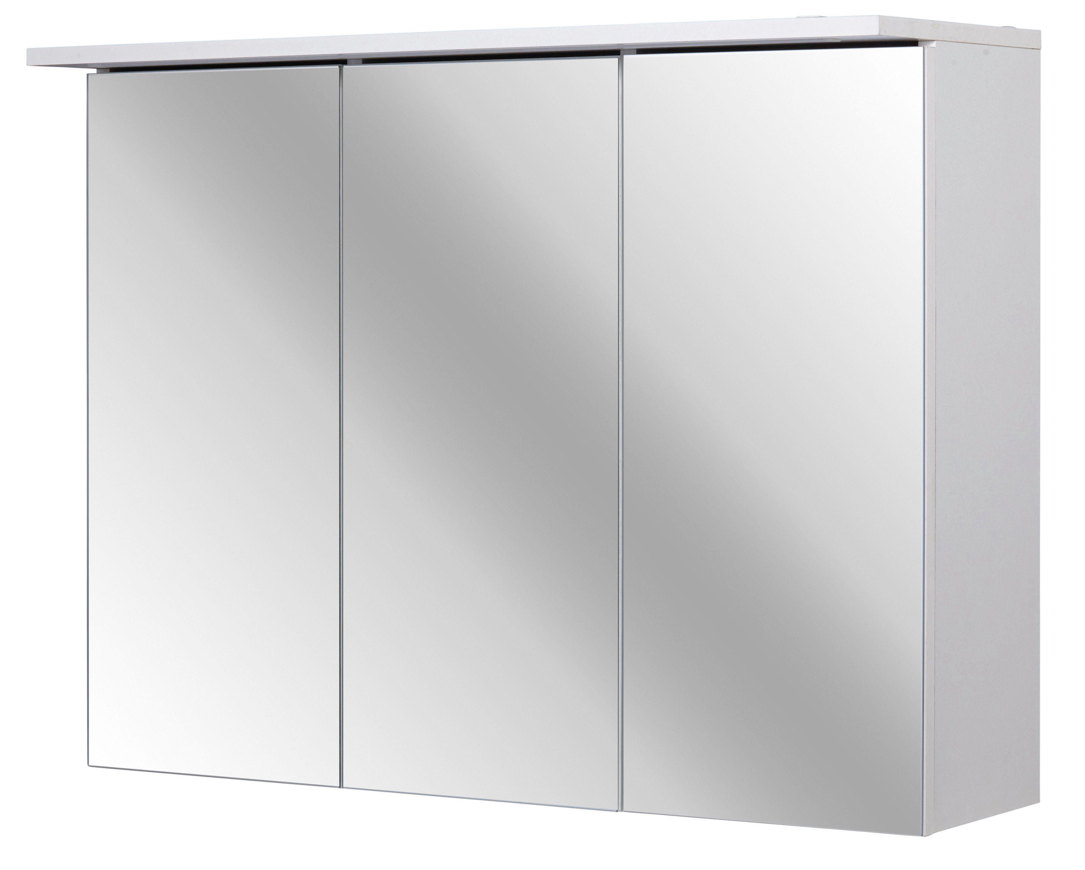 Spiegelschrank »Flex« Breite 80 cm, mit LED-Beleuchtung