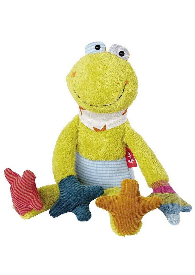 sigikid® Kuscheltier, »Spielfigur Frosch«