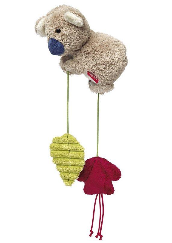 sigikid® Spielanhänger für die Babyschale, »Koala«