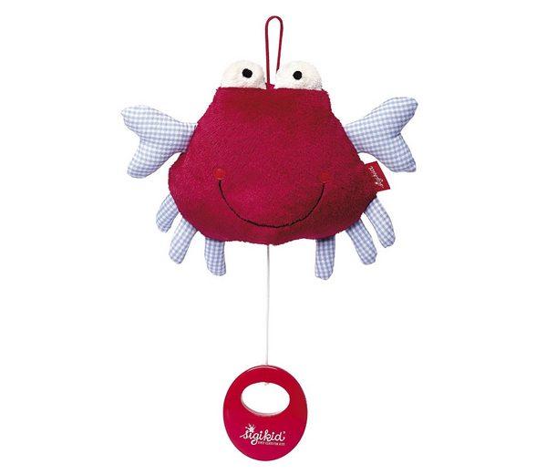 sigikid® Spieluhr, »Toy Ahoi! Krabbe«