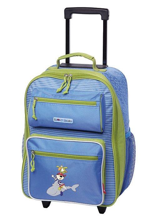 sigikid®, Kindertrolley, »Sammy Samoa« in blau