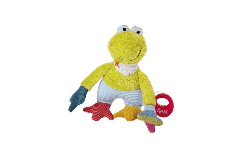 sigikid® Spieluhr, »Frosch«