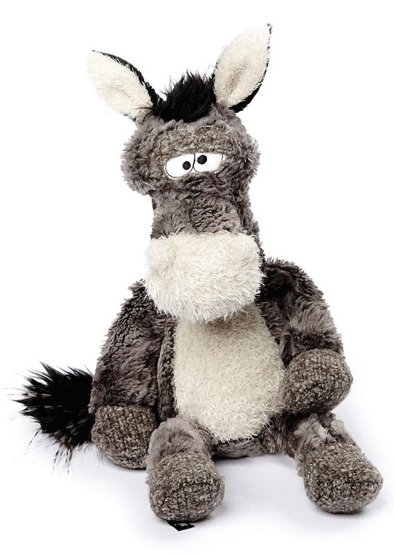 sigikid®, Plüschtier, »Beasts - Esel, Doodle Donkey«