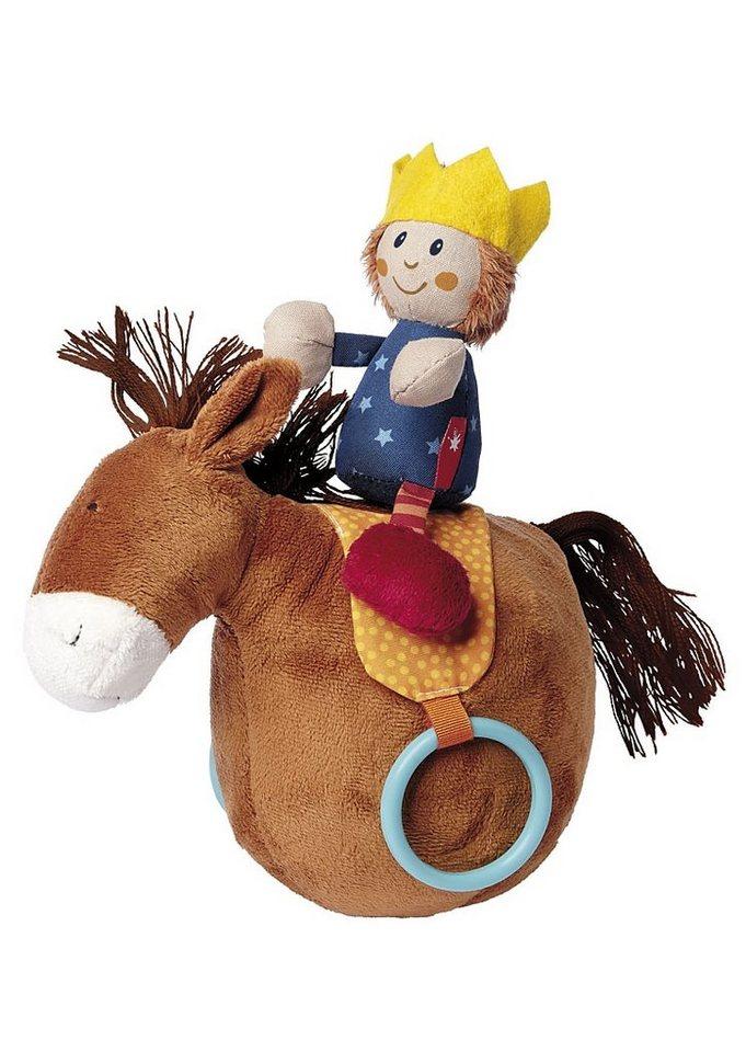 sigikid® Aktiv Spielzeug, »PlayQ Stehauf-König«