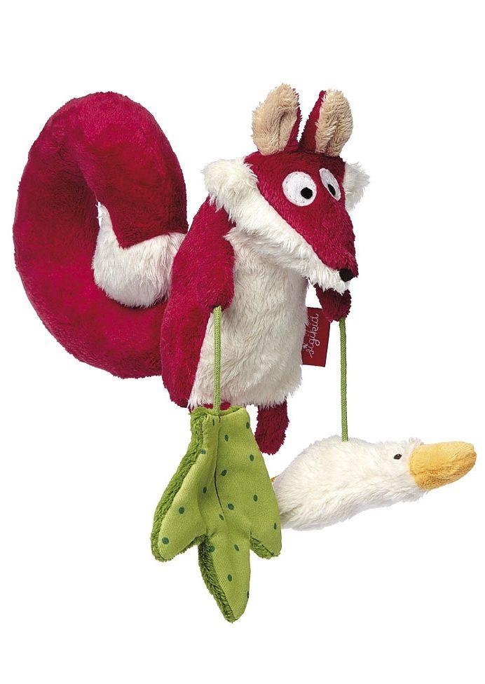 sigikid®, Spielanhänger für die Babyschale, »Fuchs«