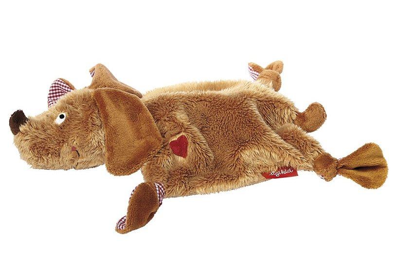 sigikid® Schnuffeltuch, »Hund«