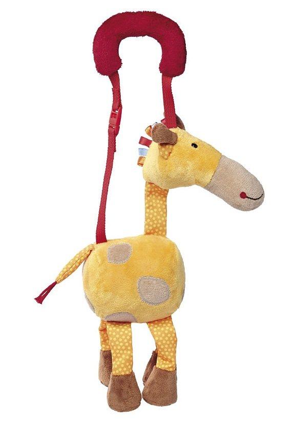 sigikid® Plüsch Marioette, »Giraffe Dangle Bang«