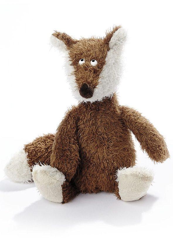 sigikid®, Plüschtier, ca. 22 cm, »Beasts - Fuchs mini, Ach Goood!«