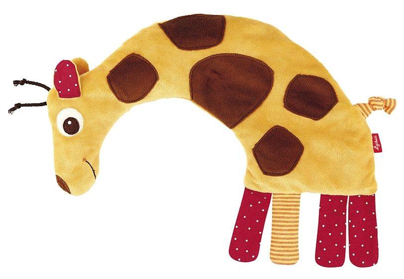 sigikid® Wärmekissen, ca 35 cm, »Giraffe«