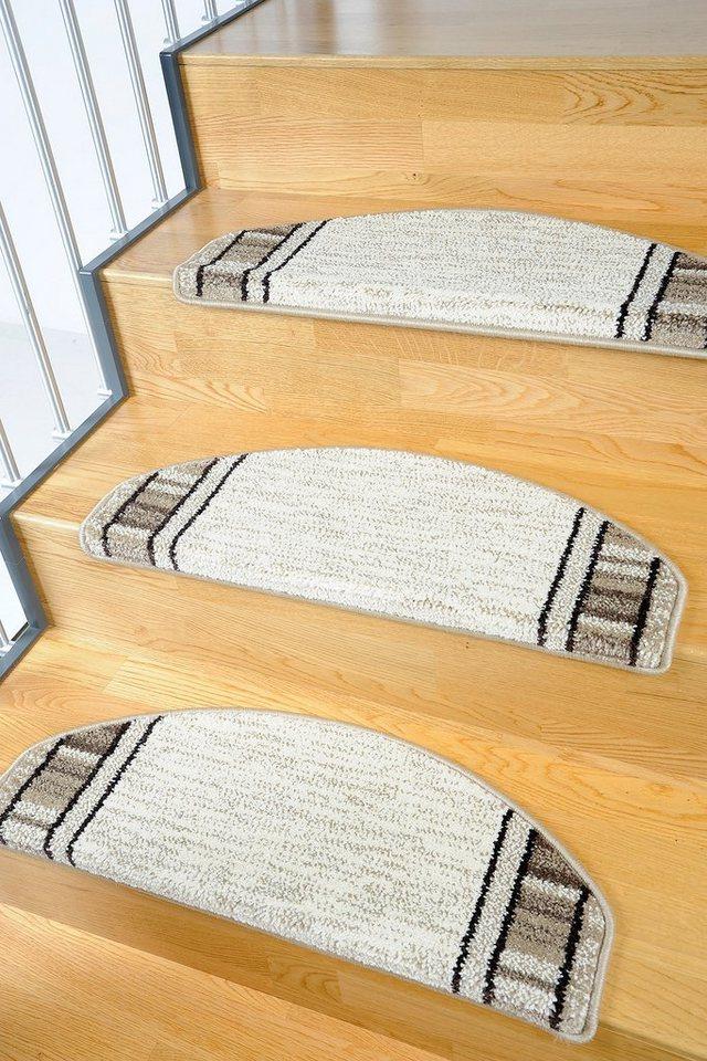 Stufenmatte, Living Line, »Casco 2«, 15 Stück in beige